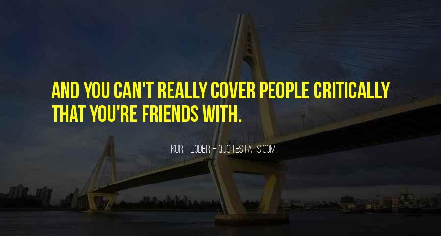 Kurt Loder Quotes #628075