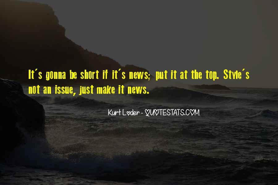 Kurt Loder Quotes #975065