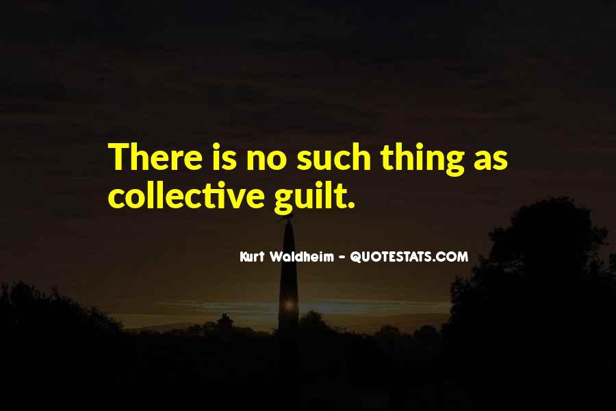 Kurt Waldheim Quotes #1693800