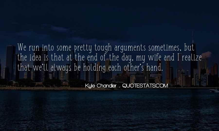 Kyle Chandler Quotes #1007856