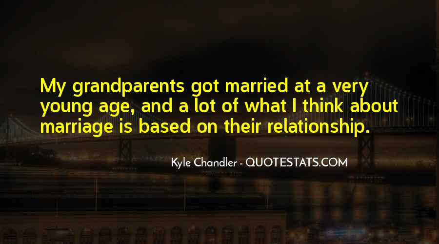 Kyle Chandler Quotes #1520091