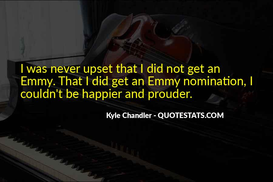 Kyle Chandler Quotes #804033
