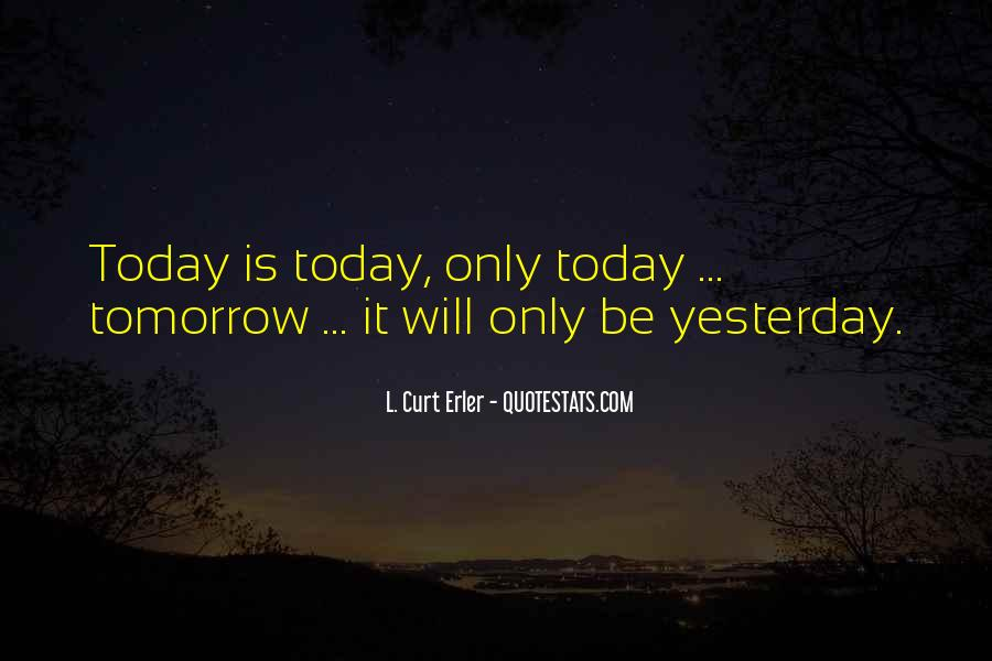 L. Curt Erler Quotes #368737