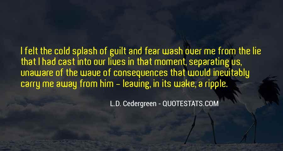 L.D. Cedergreen Quotes #312290