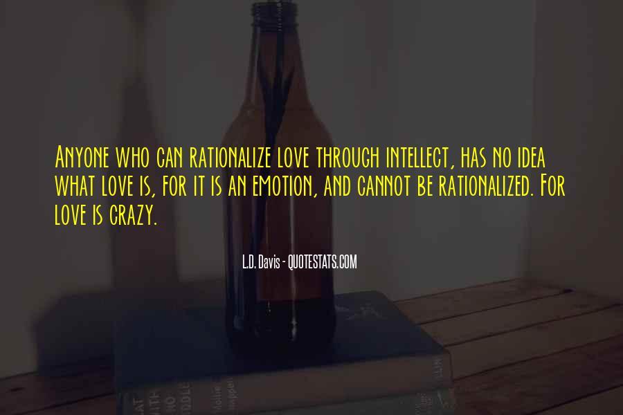 L.D. Davis Quotes #178281
