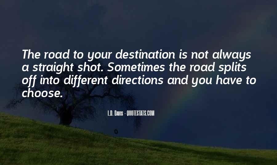 L.D. Davis Quotes #1802986