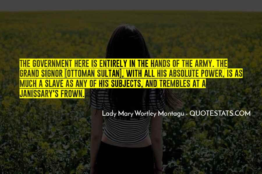 Lady Mary Wortley Montagu Quotes #922164