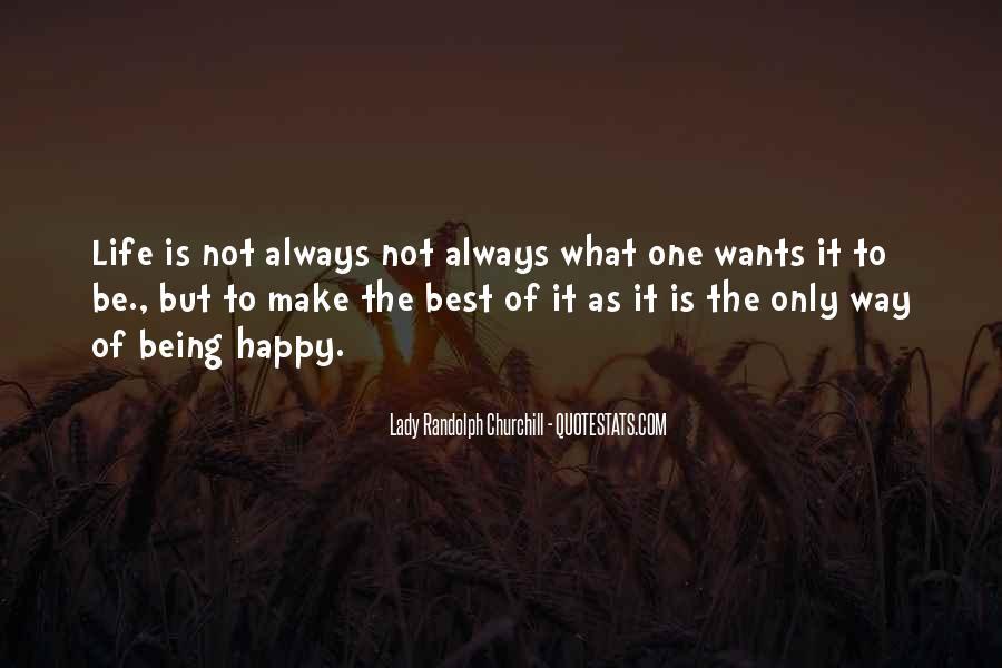 Lady Randolph Churchill Quotes #1385874