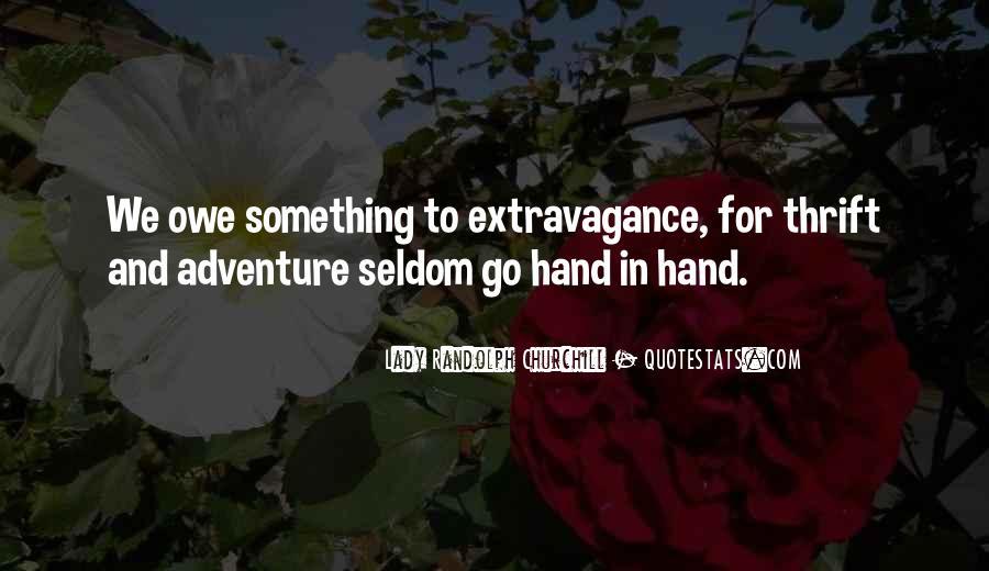 Lady Randolph Churchill Quotes #358696