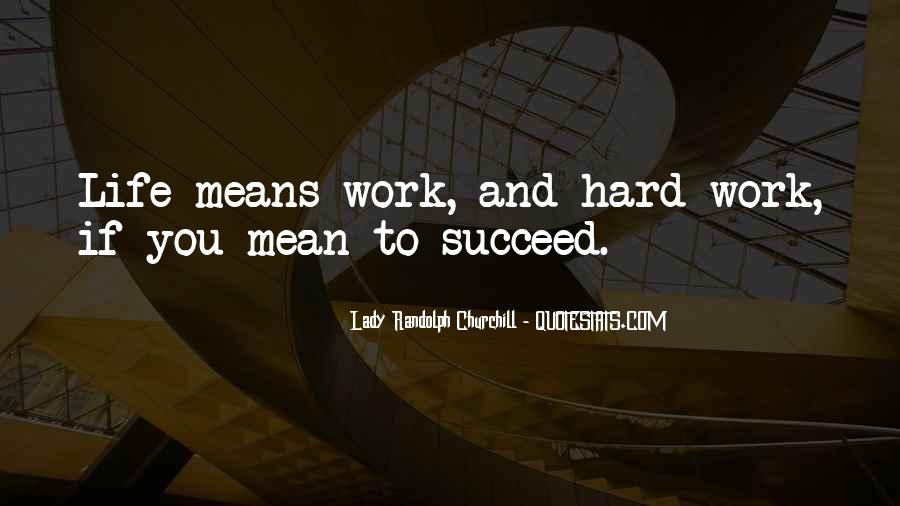 Lady Randolph Churchill Quotes #663414