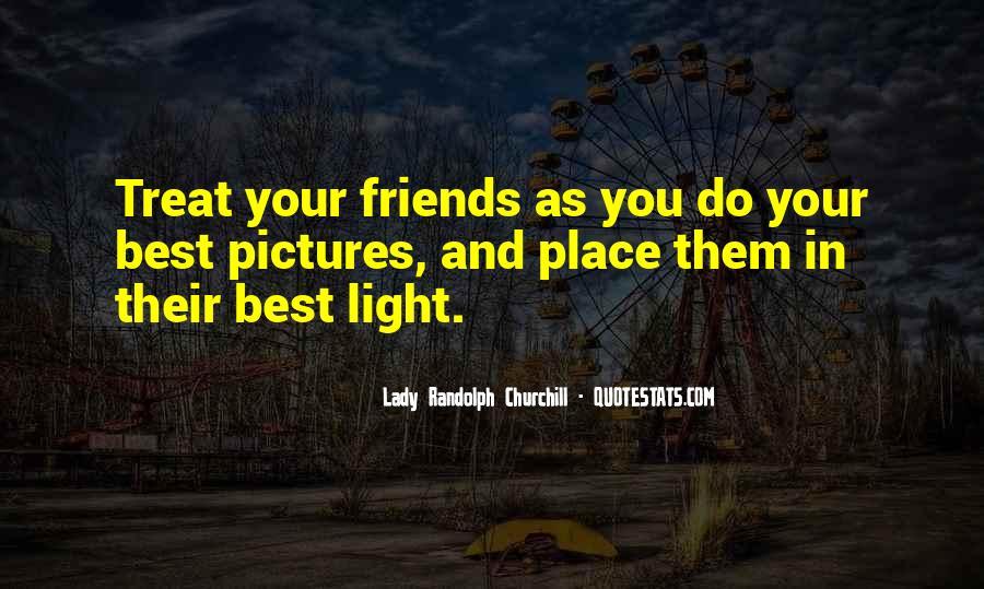 Lady Randolph Churchill Quotes #876745