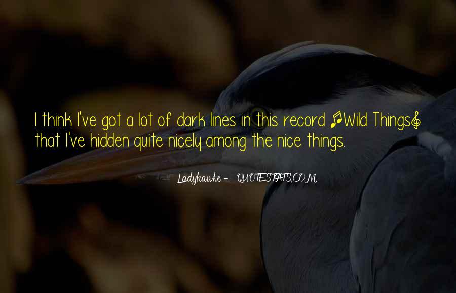 Ladyhawke Quotes #1447605