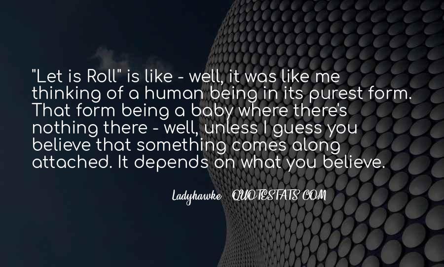 Ladyhawke Quotes #1576032