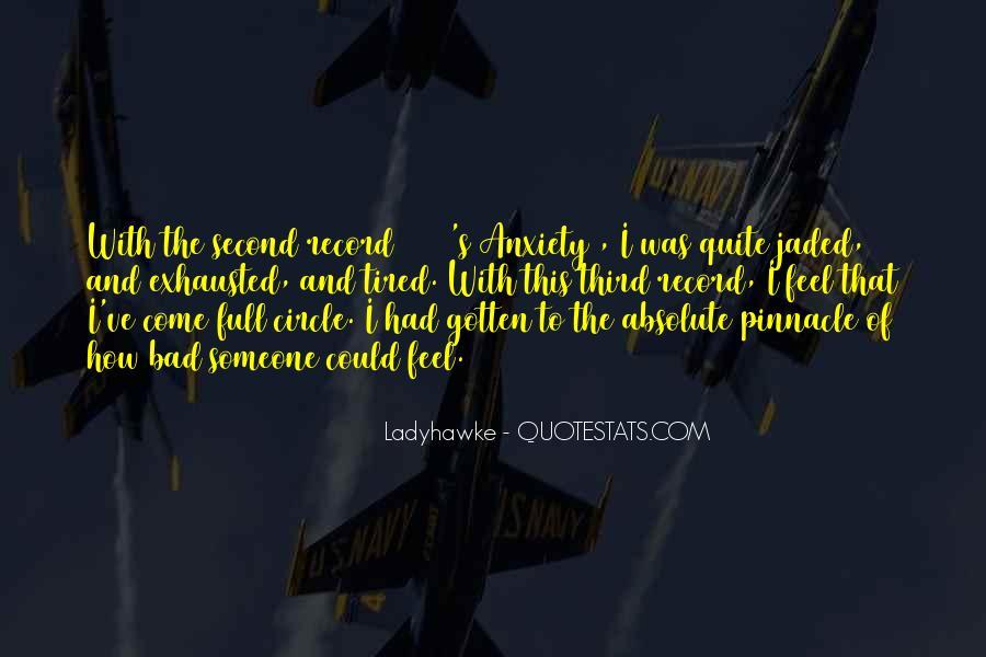 Ladyhawke Quotes #266895