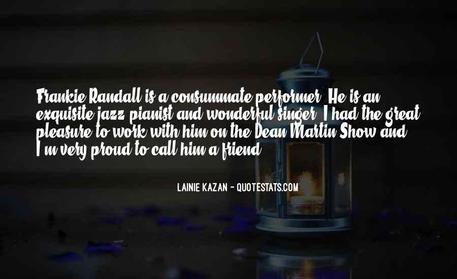 Lainie Kazan Quotes #1581804
