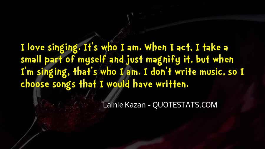 Lainie Kazan Quotes #352923