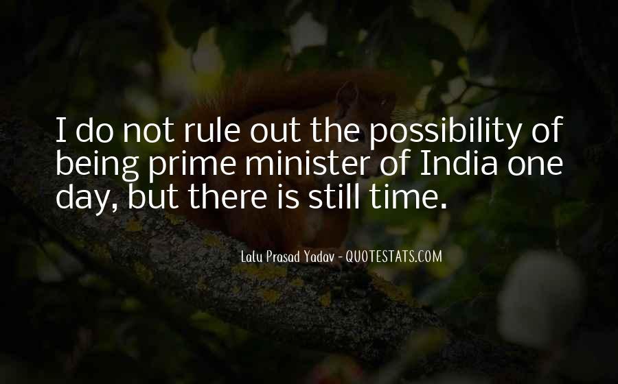 Lalu Prasad Yadav Quotes #1494391