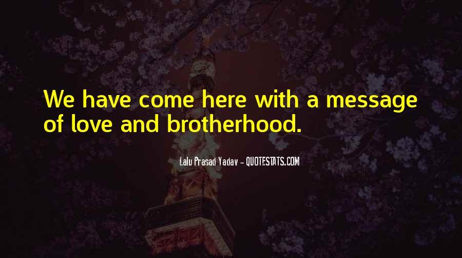 Lalu Prasad Yadav Quotes #1687226
