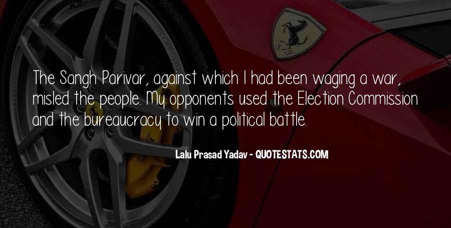 Lalu Prasad Yadav Quotes #605463