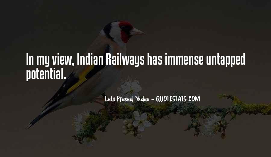 Lalu Prasad Yadav Quotes #692303