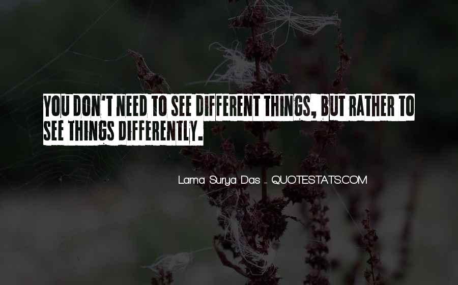 Lama Surya Das Quotes #1452528