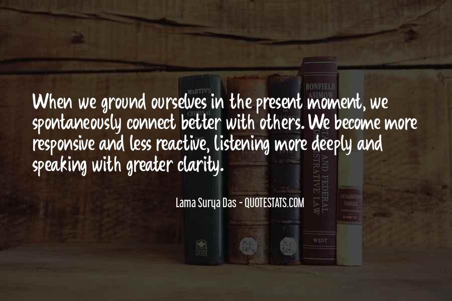 Lama Surya Das Quotes #1699066