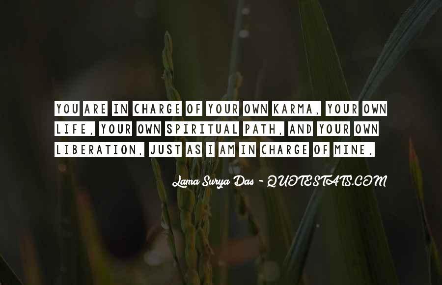 Lama Surya Das Quotes #187930
