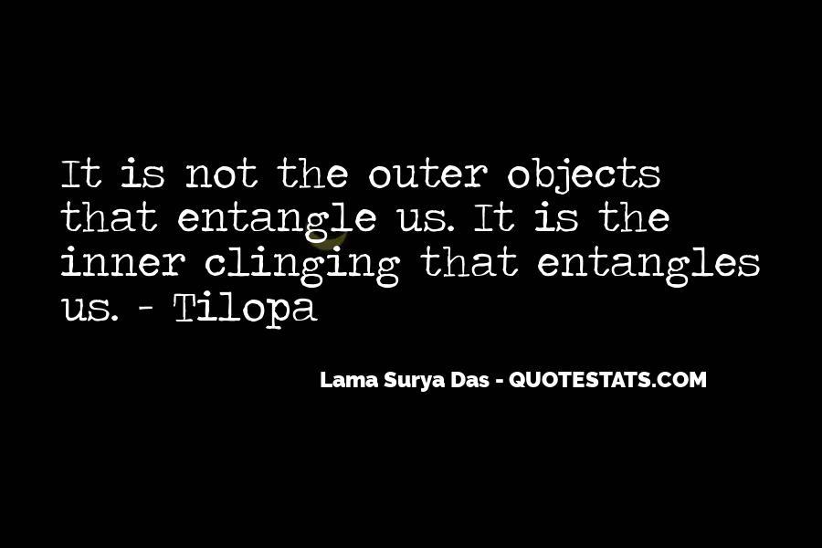 Lama Surya Das Quotes #402700