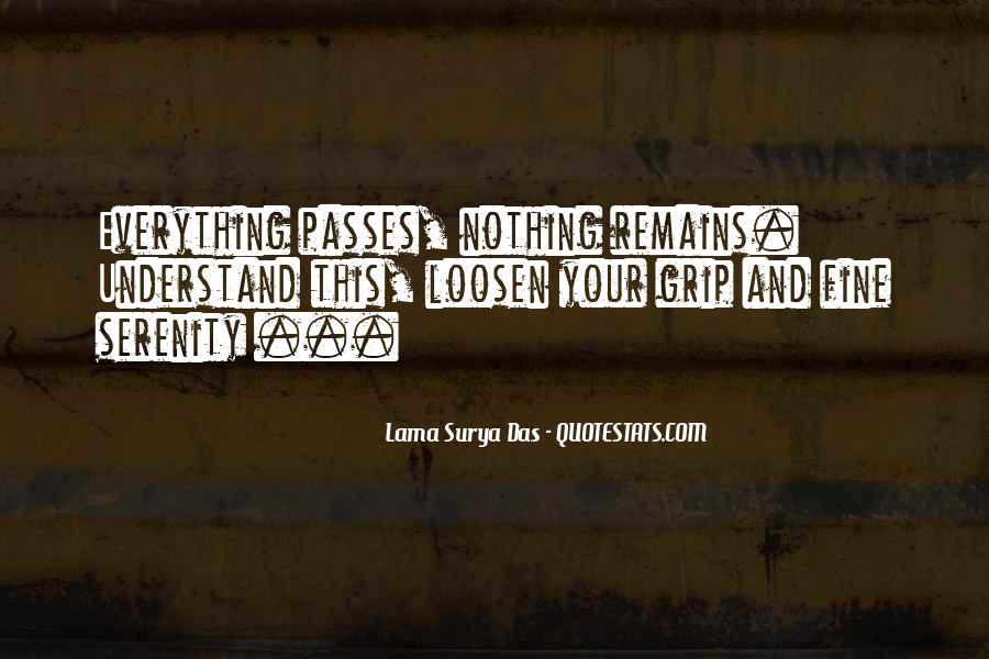 Lama Surya Das Quotes #466944