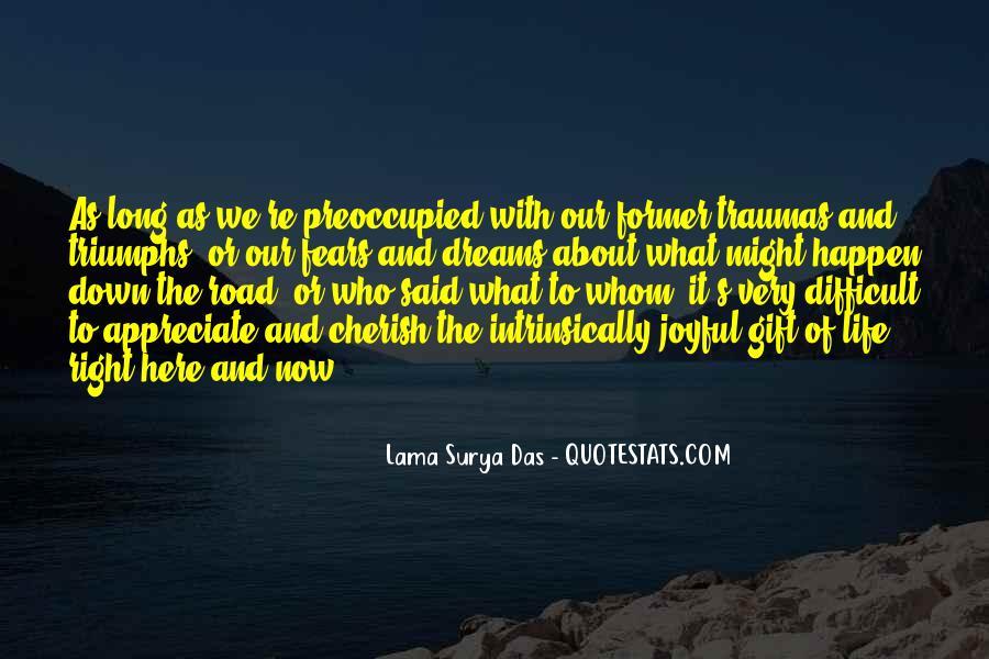 Lama Surya Das Quotes #524327