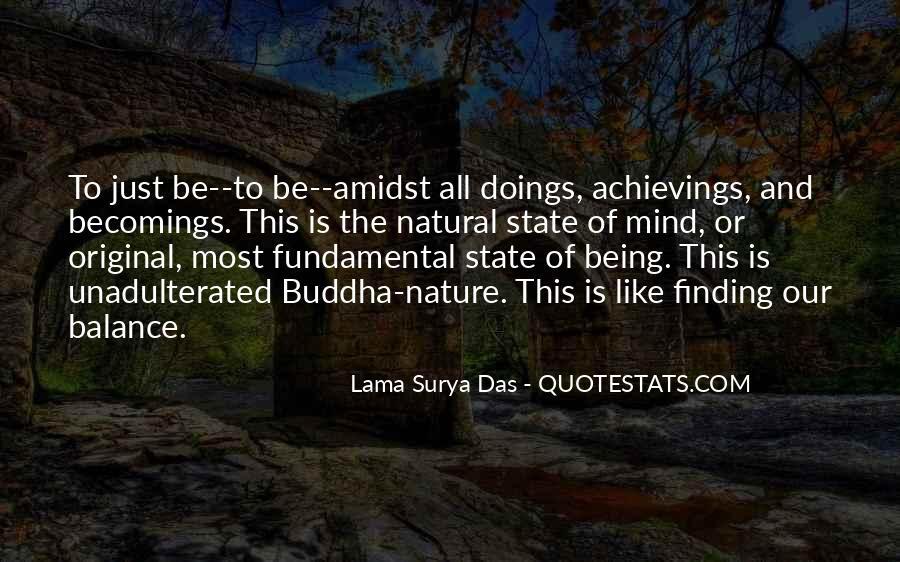 Lama Surya Das Quotes #750764