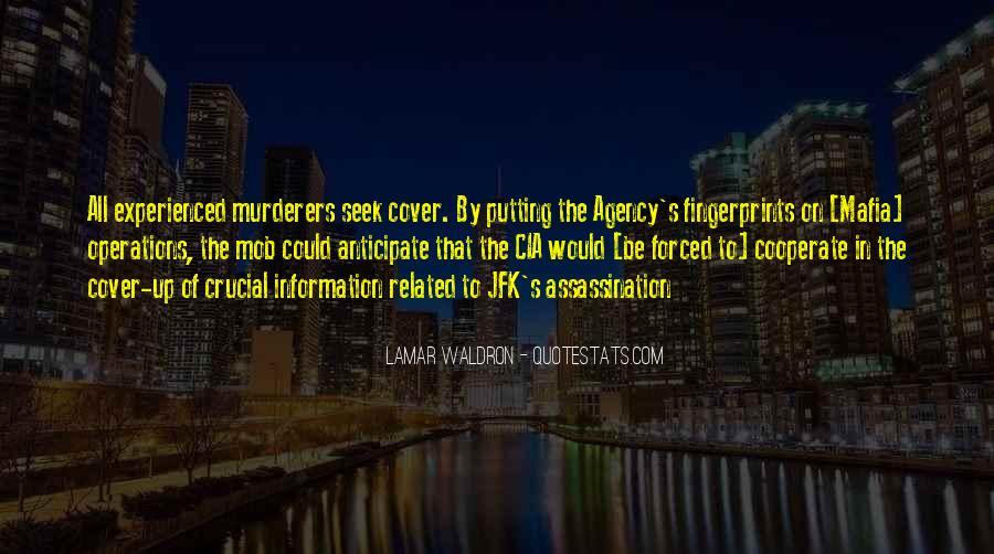 Lamar Waldron Quotes #1486461