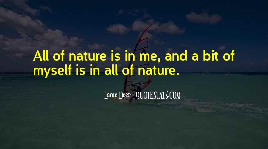 Lame Deer Quotes #1419780
