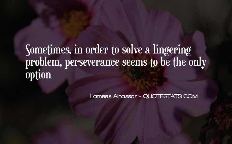 Lamees Alhassar Quotes #1051762