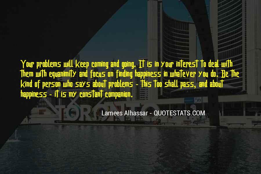 Lamees Alhassar Quotes #440155