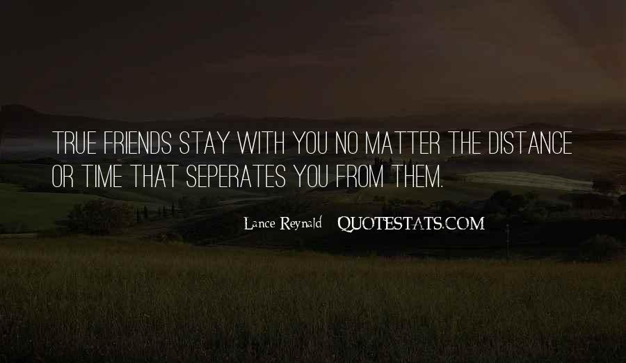 Lance Reynald Quotes #1604068