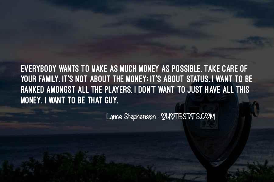 Lance Stephenson Quotes #61790