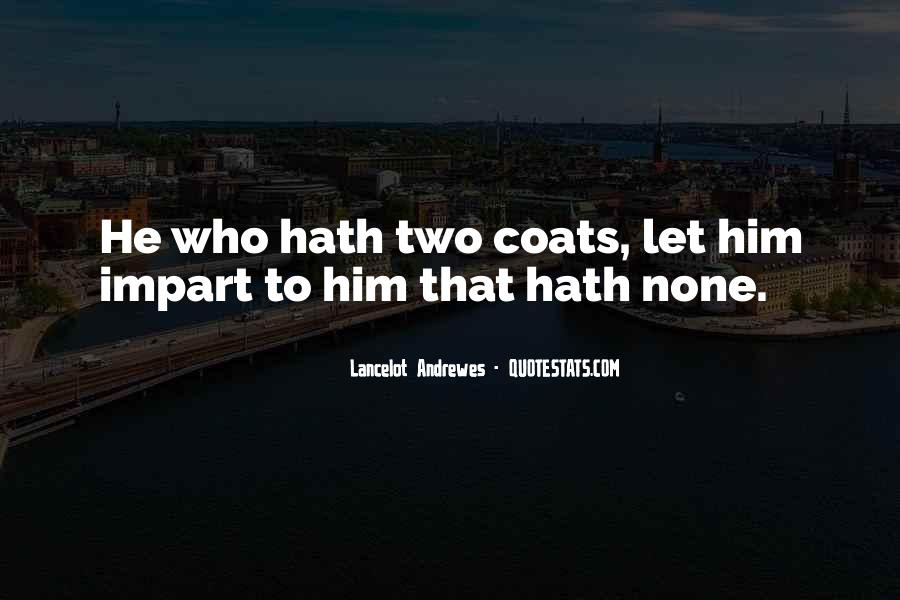 Lancelot Andrewes Quotes #1124228