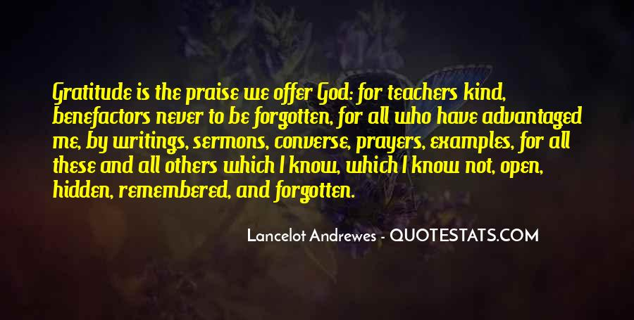 Lancelot Andrewes Quotes #1341293