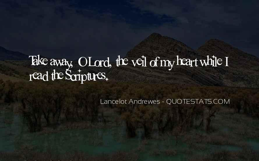 Lancelot Andrewes Quotes #1759694