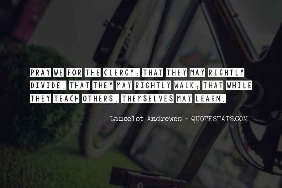 Lancelot Andrewes Quotes #543488