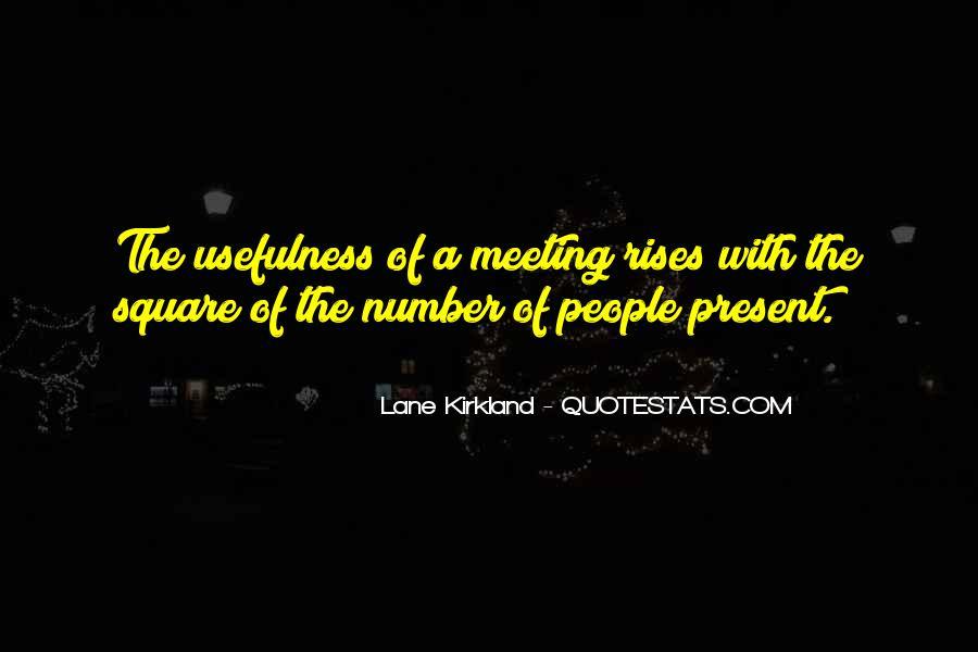 Lane Kirkland Quotes #1210107