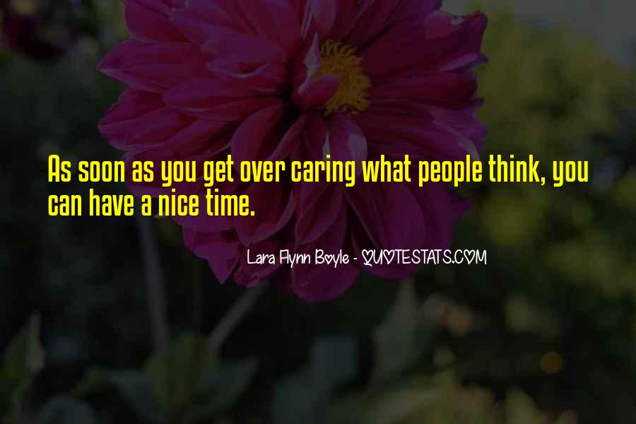 Lara Flynn Boyle Quotes #1079444