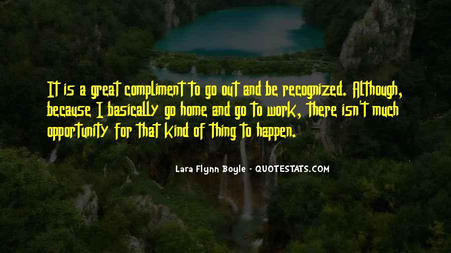 Lara Flynn Boyle Quotes #1840422