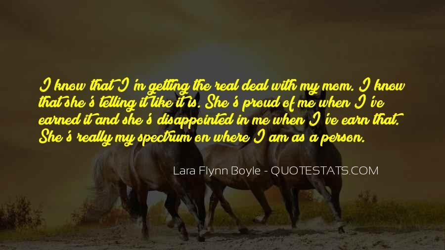 Lara Flynn Boyle Quotes #197532