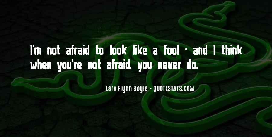 Lara Flynn Boyle Quotes #374327