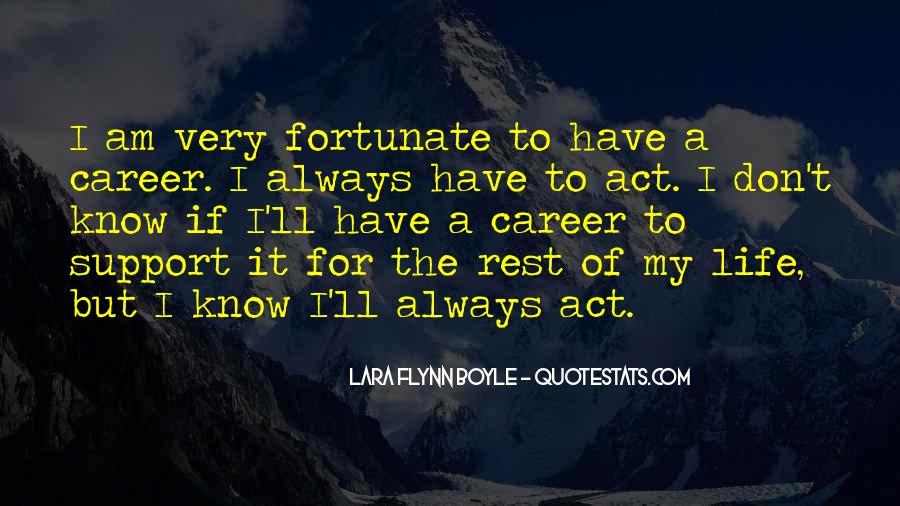 Lara Flynn Boyle Quotes #506110