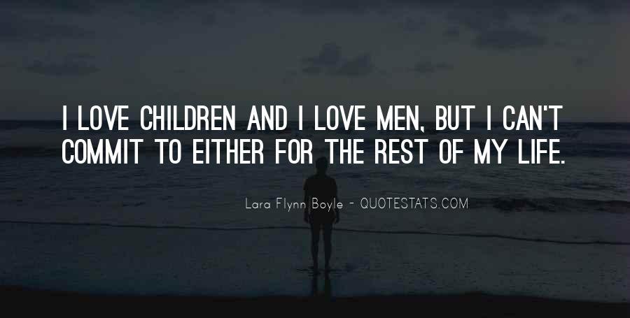 Lara Flynn Boyle Quotes #648903