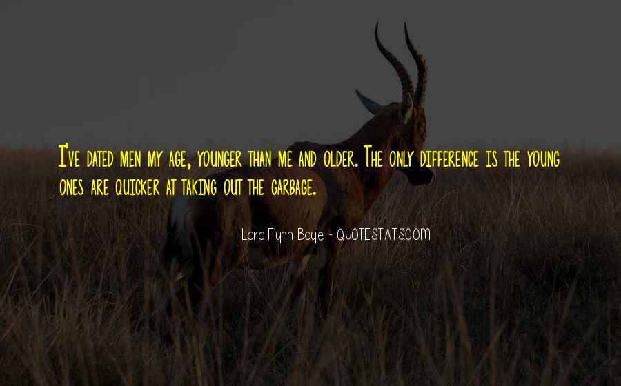 Lara Flynn Boyle Quotes #88514