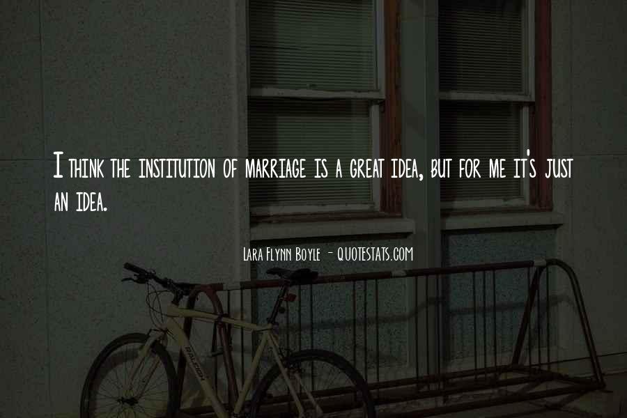 Lara Flynn Boyle Quotes #956567